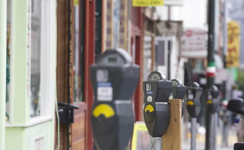 Elektroniczne bilety parkingowe